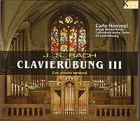 Bach;Clavierubing III