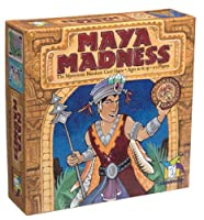 Maya Madness : The Mysterious Numbers Card Game [並行輸入品]