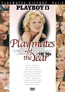PLAYMATES HISTORY Vol.5 プレイメイト・オブ・ザ・イヤー-THE'90s- [DVD]