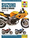 Suzuki Sv650 & Sv650s 99 to 02 (Haynes Service And Repair Manual)