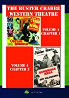 Buster Crabbe Western Theatre Vol 4 [DVD]
