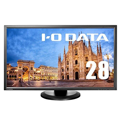 I-O DATA モニター ディスプレイ LCD-M4K282XB 28型 (4K対応/60Hz/ピボット対応/高さ調整可/5年保証)