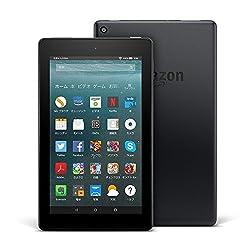 Fire 7 タブレット (Newモデル)  8GB、ブラック