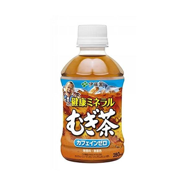 伊藤園 健康ミネラルむぎ茶の紹介画像13