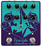 EarthQuaker Devices Pyramids Stereo Flanger [並行輸入品]