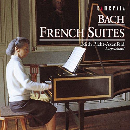 フランス組曲 第1番 ニ短調 BWV812: I. Alle...