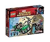 レゴ (LEGO) スーパー・ヒーローズ スパイダーマン™:スパイダーサイクル・チェイス 76004