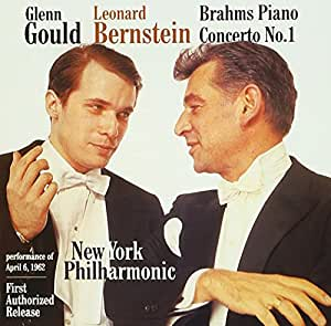 ブラームス : ピアノ協奏曲 第1番ニ短調作品15
