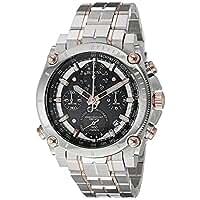 [ブローバ]Bulova 腕時計 Precisionist Analog Quartz Two Tone Stainless Steel Watch 98B256 メンズ [並行輸入品]