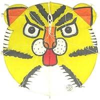 日本製 民芸品 和凧 北九州市 戸畑 孫次凧 凧 縁起物 十二支 とら?トラ?虎?寅凧