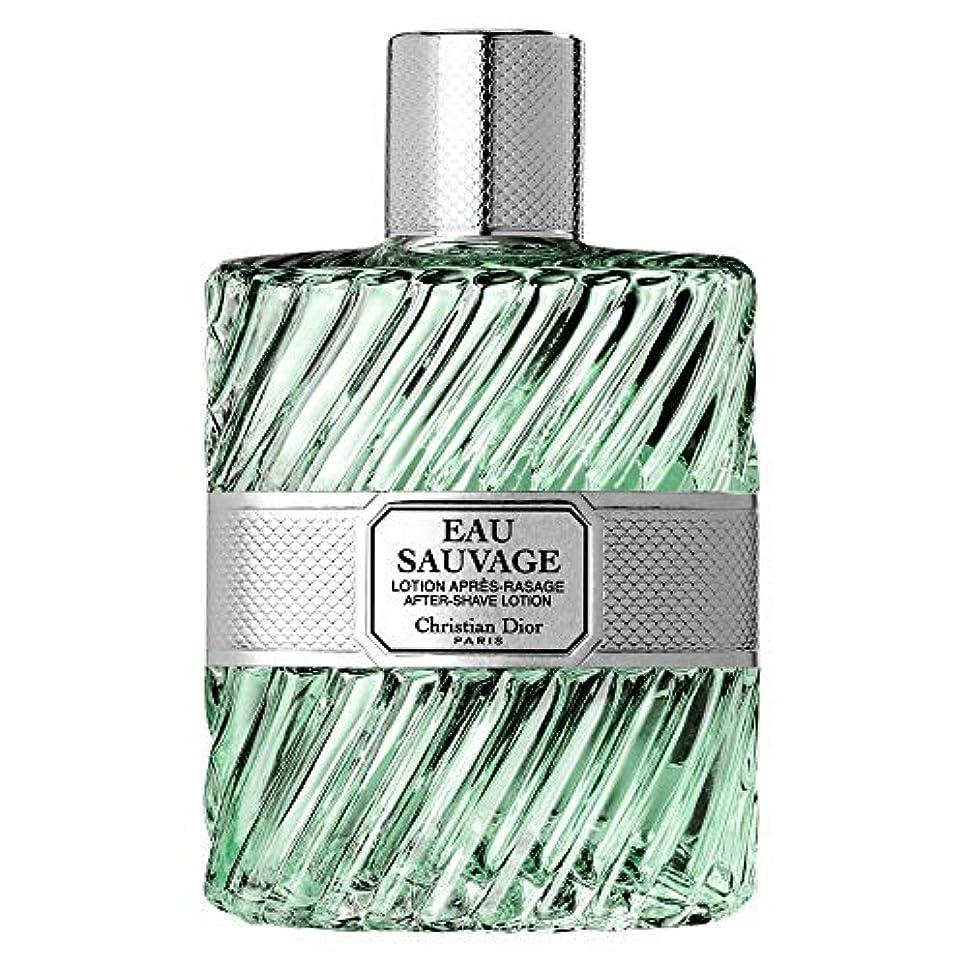 時刻表桁増強[Dior] ローションスプレー100Mlとしてディオールオーソバージュ - Dior Eau Sauvage AS Lotion Spray 100ml [並行輸入品]
