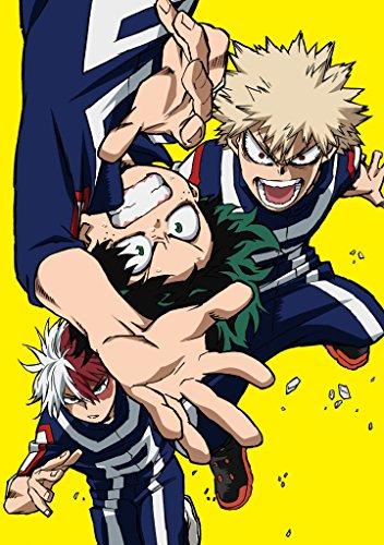 僕のヒーローアカデミア 2nd Vol.1  DVD
