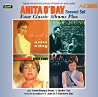 Four Classic Albums Plus (Pick Yourself Up / Cool Heat / Incomparable / Waiter, Make Mine Blues) by Anita O'Day