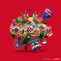 Five Step♪CUBERSのCDジャケット