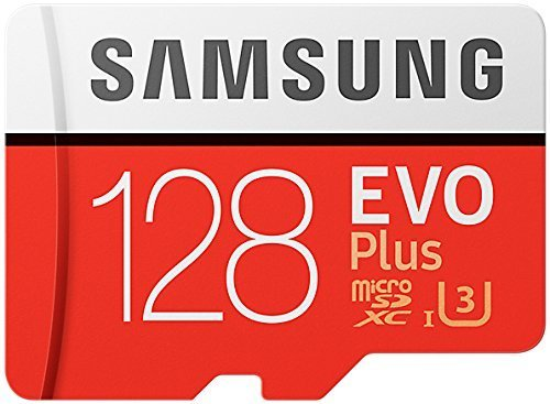 Samsung microSD カード 128GB EVO Plus Cla...