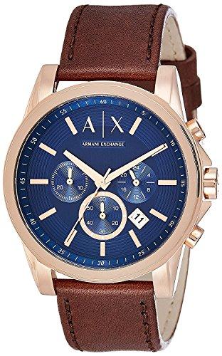[アルマーニ エクスチェンジ]ARMANI EXCHANGE 腕時計 ウォッチ クロノグラフ メンズ [並行輸入品]