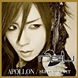 APOLLON / starting over 初回盤 ヒィロ ver.