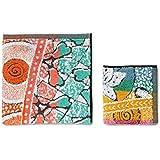 Desigual Desigual Mini & Hand Towel Pack Wild Hand and Mini Towel Pack