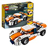 レゴ(LEGO) クリエイター サンセットレースカー 31089