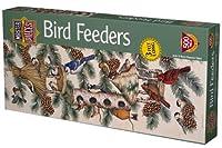 Bird Feeders Panoramicジグソーパズル500pc byマスターピース