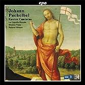 パッヘルベル:復活祭カンタータ集