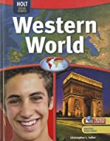 Geography Middle School Western World: Student Edition 2009【洋書】 [並行輸入品]