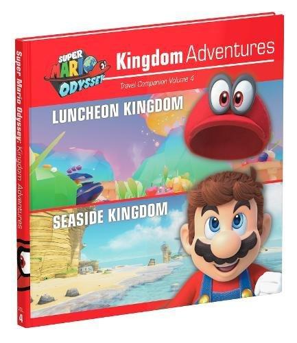 Super Mario Odyssey: Kingdom A...