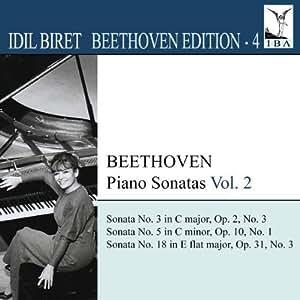 Idil Biret Beethoven Edition 4: Piano Sonatas