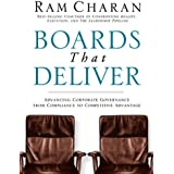 Boards That Deliver: Advancing Corporate Governance From Compliance to Competitive Advantage: 20