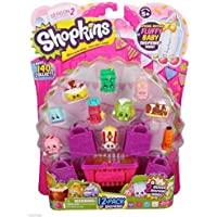 Shopkins Season 2 Special Edition 12 PACK Limited Fluffy Baby Shopkin Ultra Rare by Unknown [並行輸入品]