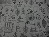 コスモテキスタイル ナチュラル 綿麻 キャンバス AP51308 約110cm巾×1mカット col.2E