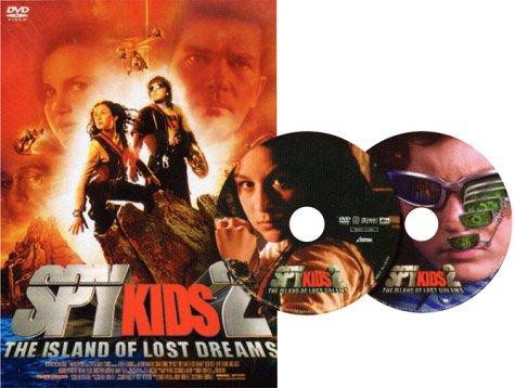 スパイキッズ 2 失われた夢の島 DTSスペシャルエディション (初回限定版) [DVD]の詳細を見る