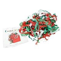 Christmas Swirl Shred Stuffing [並行輸入品]