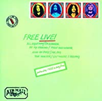 Free Live! by FREE (2013-05-03)