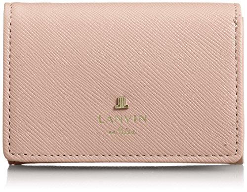 [ランバンオンブルー] LANVIN en Bleu Amazon公式 正規品 LANVIN en Bleu リュクサンブール 3つ折り財布 480113