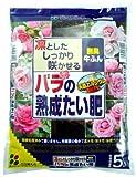 花ごころ 乾燥無臭牛ふんバラの堆肥 5l