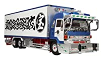 青島文化教材社 1/32 バリューデコトラシリーズ No.4 宝飾丸 プラモデル