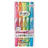 三菱鉛筆 蛍光ペン プロパス クイックドライ 5色 PUS138T5C