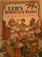 Lens Democracy Report, Advanced Level Grade 6: Harcourt School Publishers Trophies (Trophies 03)