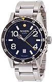 [ニクソン]NIXON DIPLOMAT SS: BLACK NA277000-00 メンズ 【正規輸入品】
