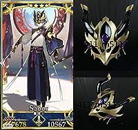 ウィッグ 仮面追加Fate Grand Order FGO 蘭陵王 コスプレ道具