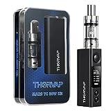 電子タバコ THORVAP ® Mars 80W BOX MOD 電子タバコ オーガニック・コットン・コイル (OCC 0.2Ω) 温度管理機能 電子たばこ VAPE 電子タバコ・禁煙サポー 液体なし ニコチン・タールなし (18650型電池は含まれていません)