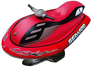 SEA-DOO 電動フローティングバイク アクアマスター 2人乗りOK (免許不要・対象年齢 16歳以上) DDA011