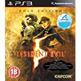 Resident Evil 5 Gold Edition (PS3) (輸入版)