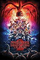 Stranger Things Poster Season 2 Collage (61cm x 91,5cm)