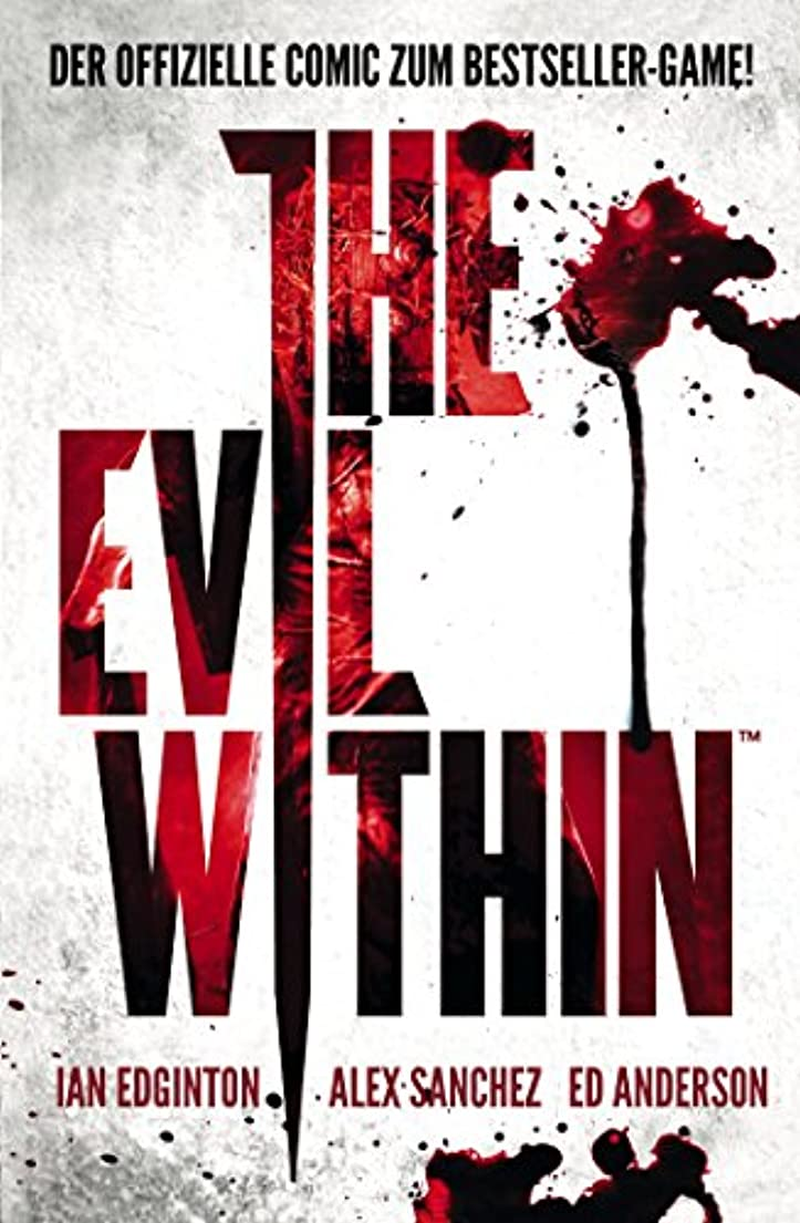 名目上の超えて花婿The Evil Within: Comic zum Game (German Edition)