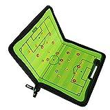 AGPtEK Football /Soccer Coach Magnetic board Winning strategy board with Marker pieces [並行輸入品]