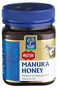 Manuka Health MGO550+ マヌカハニー 250g