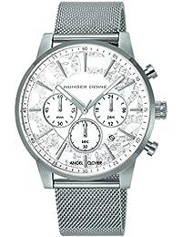 [エンジェルクローバー]Angel Clover 腕時計 NUMBER(N)INE ホワイト文字盤 クロノグラフ NNC42SWH メンズ