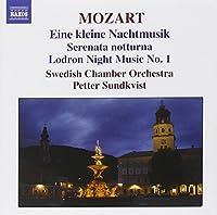 Eine Kleine Nachtmusik / Serenata Notturna by MOZART (2006-01-17)